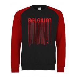 Belgium Red Flag