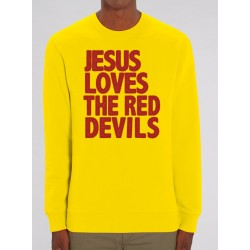 Jesus Love The Red Devils